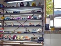 Scarpa-Schuhe und Accessoires von Maloja
