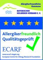 Allergikerfreundliche Wohnung, ECARF zertifiziert