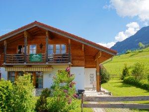 Ferienhaus Bergland Chalet F****