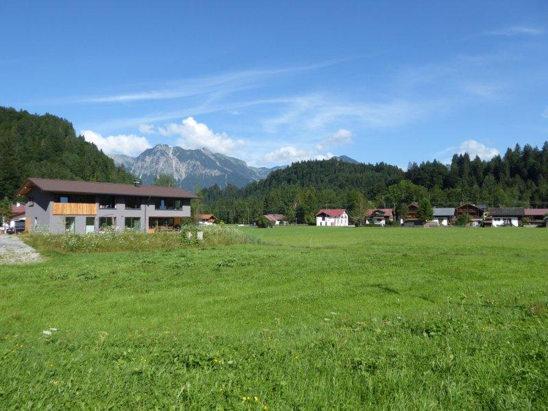 Südseite mit Rubihorn