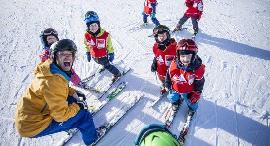 Skifahren lernen in Sinswang