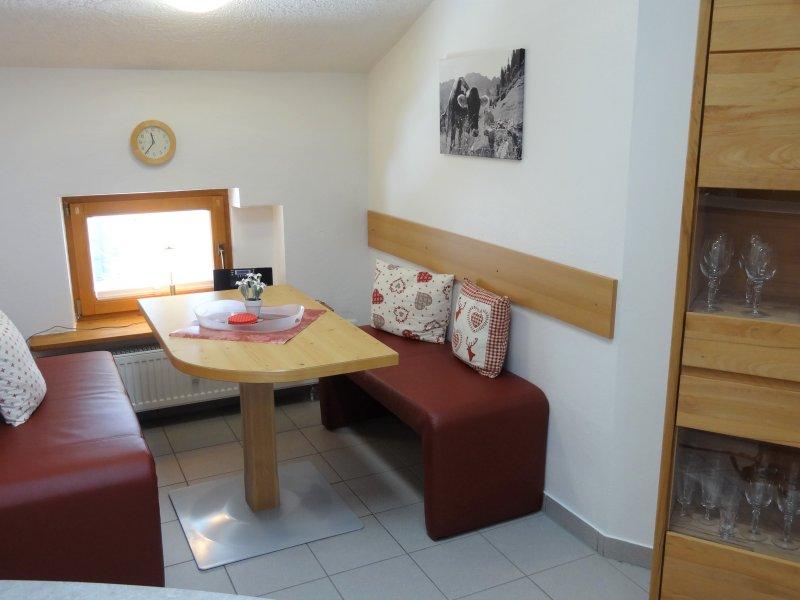Sitzbereich Küche3