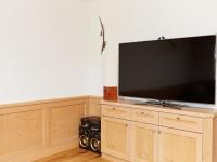 TV und Stereoanlage