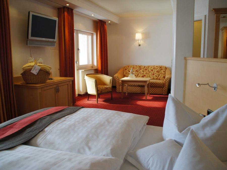 Doppelzimmer Nebelhorn