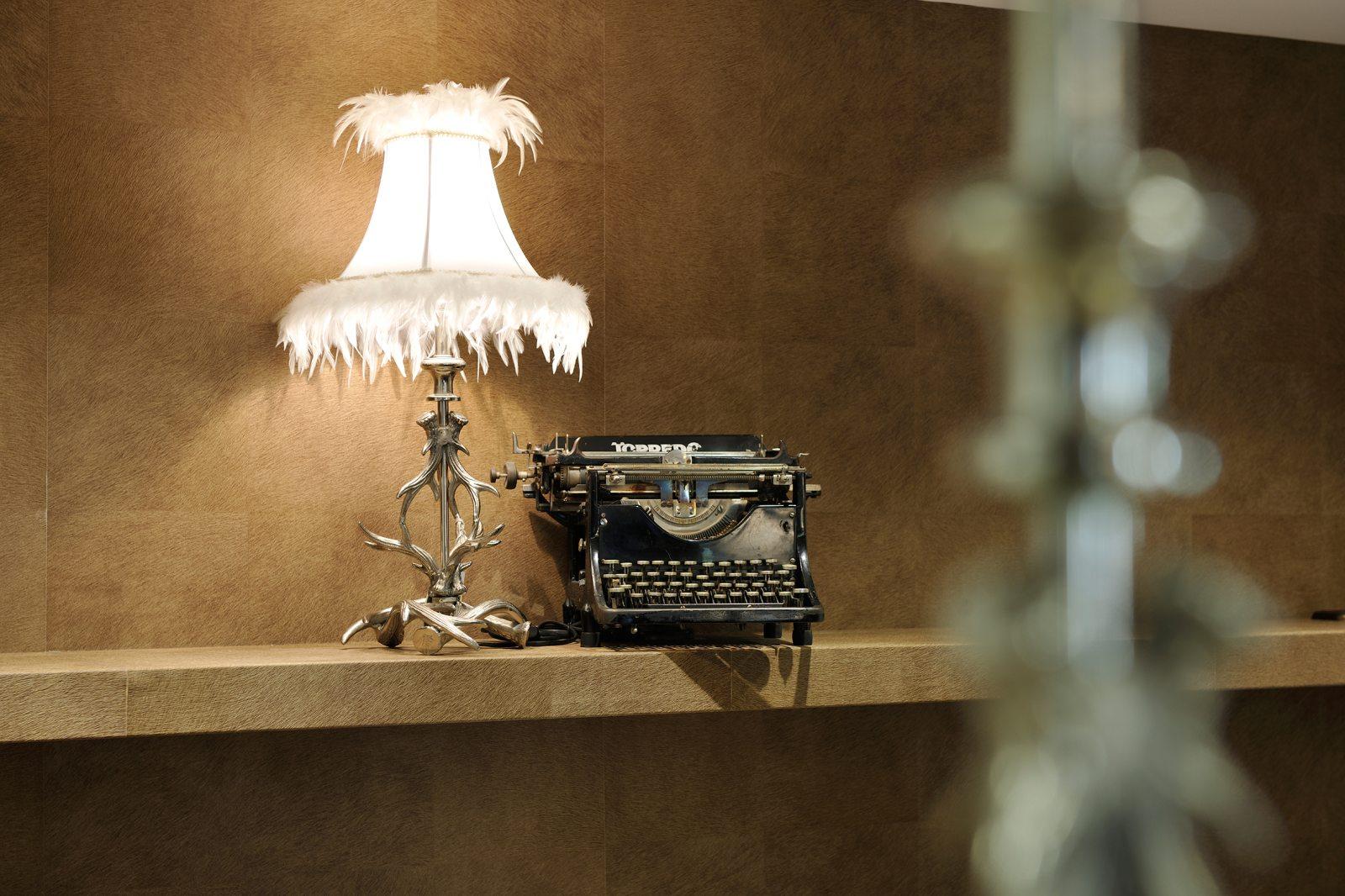 Berwanger´s erste Schreibmaschine
