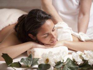 Wellness - entspannende Massage