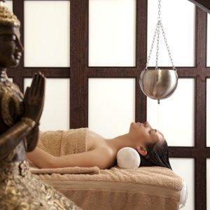 Ayurveda - Shirodara im 4 Sterne Wellnesshotel im Allgäu