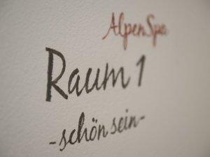 Das Alpen Spa im 4 Sterne Wellnesshotel im Allgäu