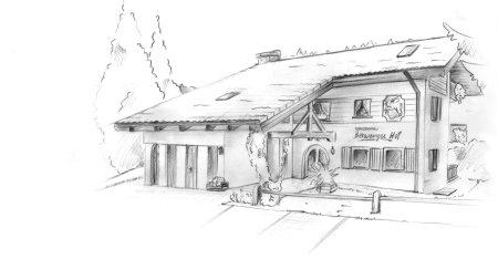Landhaus des Berwanger Hof - 4 Sterne Hotel im Allgäu