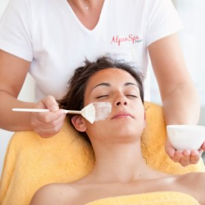 Kosmetik Alpen Spa im 4 Sterne Wellnesshotel im Allgäu