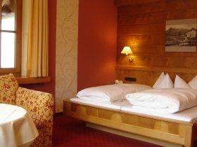 Doppelzimmer Rubihorn im Berwanger Hof - 4 Sterne Hotel im Allgäu