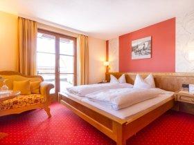 Doppelzimmer Riedberger Horn im Berwanger Hof - 4 Sterne Hotel im Allgäu