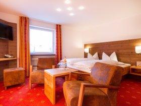 Doppelzimmer Zwölferkopf im Berwanger Hof - 4 Sterne Hotel im Allgäu