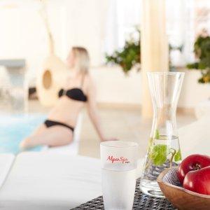 Alpen Spa im 4 Sterne Wellnesshotel im Allgäu