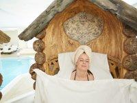 Entspannung in der Heukraxe