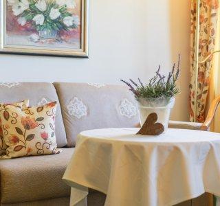Appartement Sonnenkopf im Heuwirt des Berwanger Hof - 4 Sterne Hotel im Allgäu