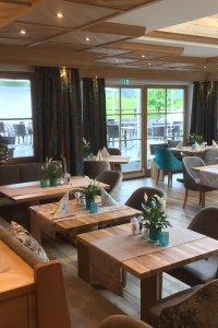 Sonnenstube im Restaurant Berwanger Hof - 4 Sterne Hotel im Allgäu