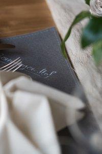 Allgäuer Köstlichkeiten genießen im Restaurant Berwanger Hof - 4 Sterne Hotel im Allgäu