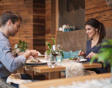 Allgäuer Spezialitäten im Restaurant Berwanger Hof - 4 Sterne Hotel im Allgäu