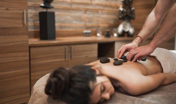 Massage im 4 Sterne Wellnesshotel im Allgäu