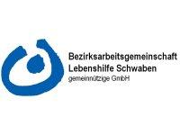 Logo Bezirksarbeitsgemeinschaft Lebenshilfe Schwaben