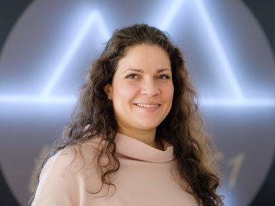Gastgeberin Galina Stoyanova