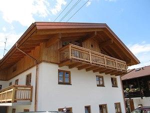 Ferienwohnung Bickel im Dachgeschoß