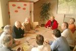 Seminar mit Rolf Birmelin als Trainer