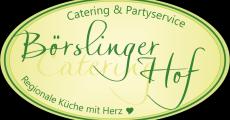 Logo Börslinger Hof und Catering