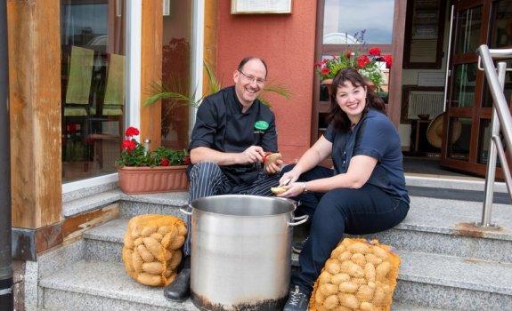 Anja und Sascha Holzwarth