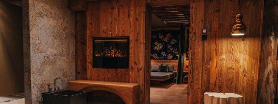 Saunabereich Hotel Gams in Oberstdorf