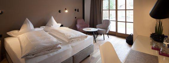 Great Room 10 mit Terrasse