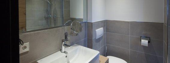 Ein großartiges Badezimmer