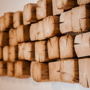 Design aus Holz