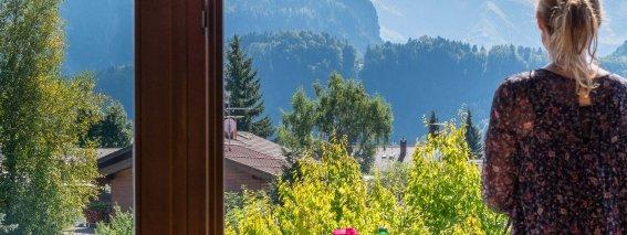 Sonnige Balkone & traumhafte Aussichten