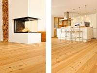 BOXLER | Echtholzboden | Ofen/Küche