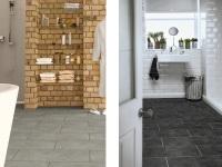 BOXLER | Designbelag/Fliesenoptik | Badezimmer