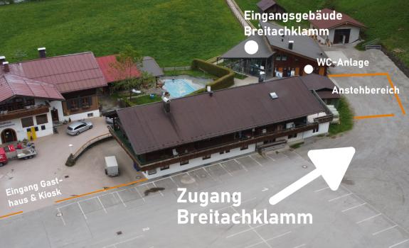 Ansicht Tiefenbach