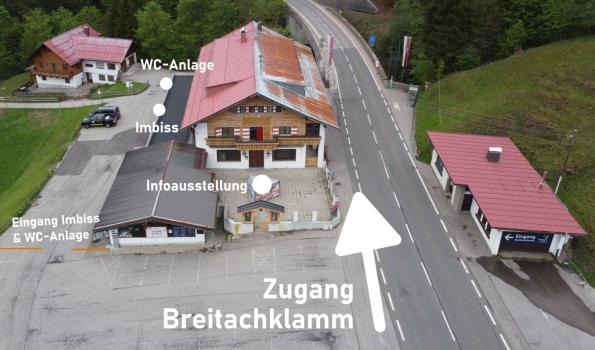 Ansicht Walserschanz