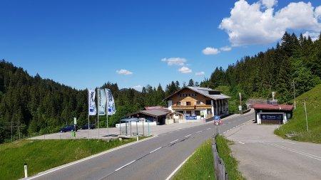 Walserschanz Parkplatz