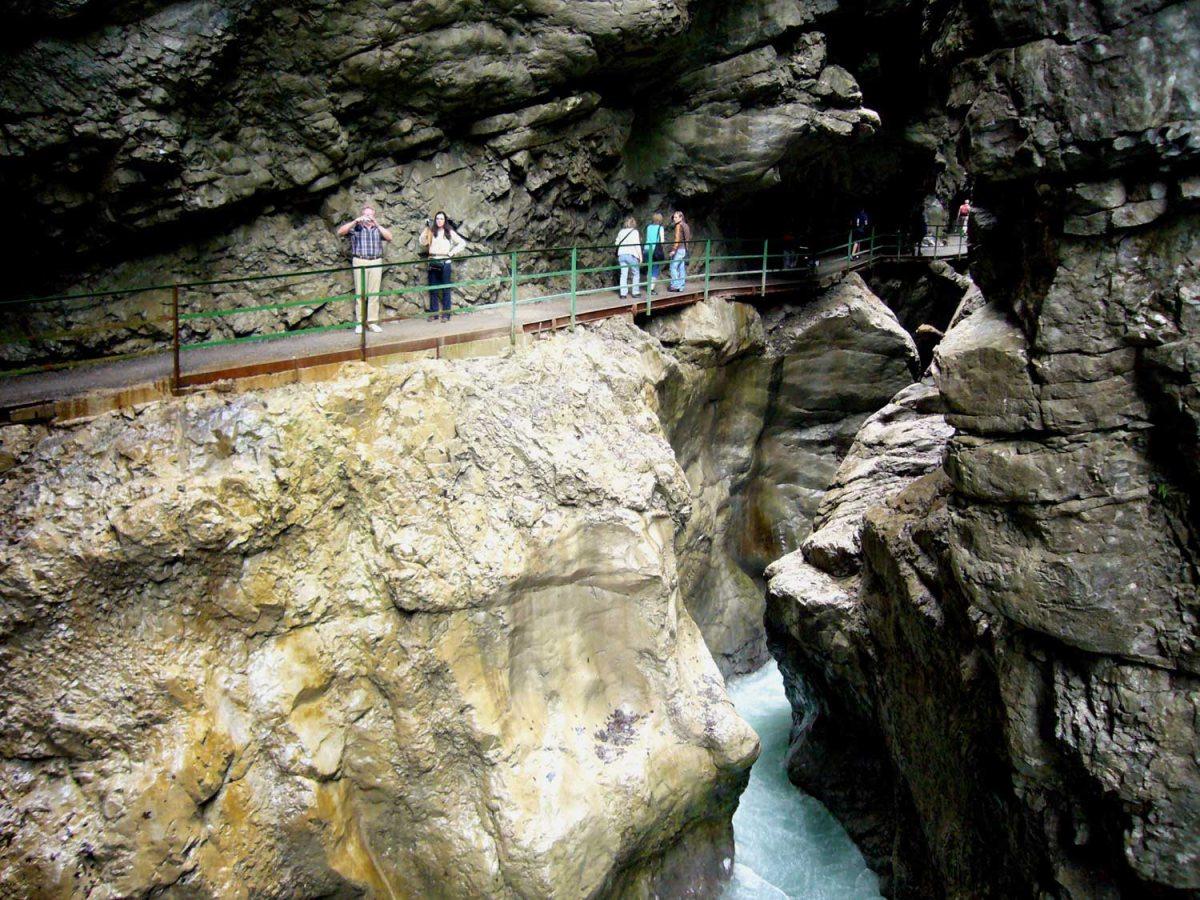 Ein ca. 10.000 Jahre altes Naturschauspiel