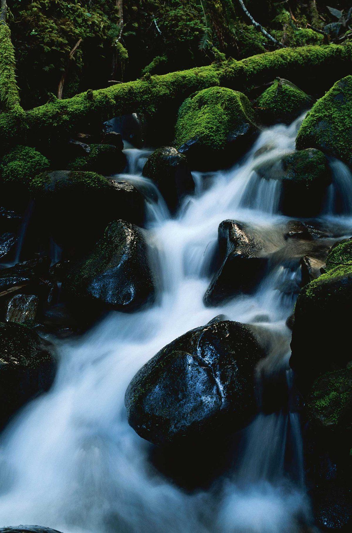 Geheimnisvolles Wasser