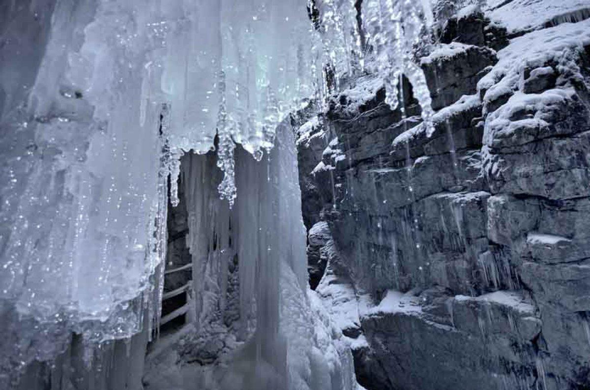 Eine Welt aus Eis