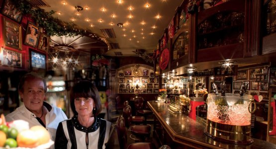 Bubis Bar in Oberstaufen