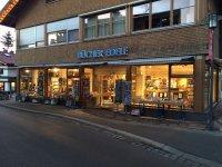 Bücherei Edele Oberstdorf Außenansicht