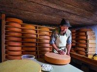 Buchrainer käse.schmieren