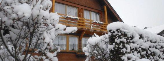 Buhl' s Häusle im Winter