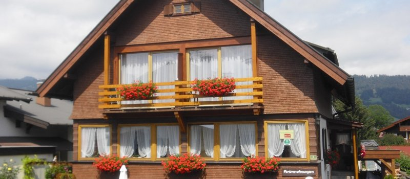 Buhl's Häusle im Sommer