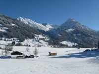 Reichenbach im Winter