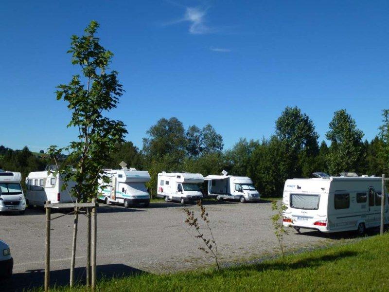 Buron Kinderpark - Wohnmobilstellplatz